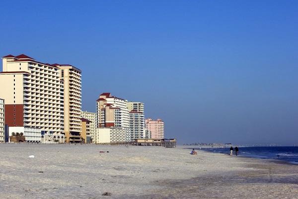 Orange Beach Condos For Sale Properties Located Near The Shoreline