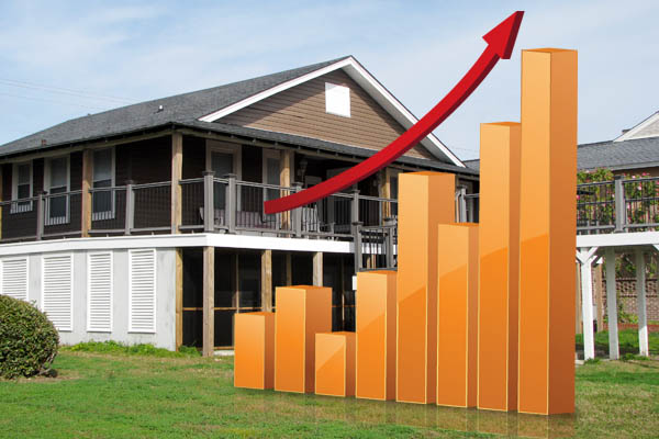 Gulf Shores Housing Market Soaring Amidst Covid-19